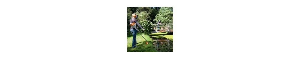 Débroussailleuses pour maison et jardin