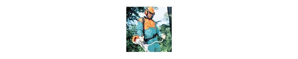 Débroussailleuses pour travaux paysagers et forestiers